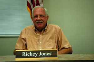 Councilmember Ricky Jones