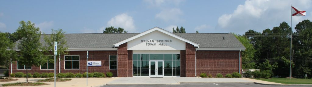 Sylvan Springs Town Hall